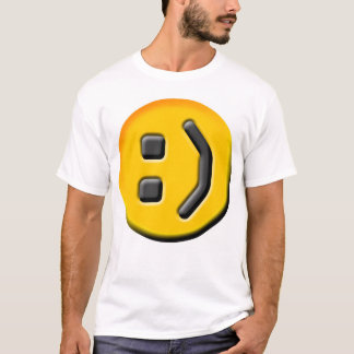 The REAL Smiley T-Shirt! T-Shirt