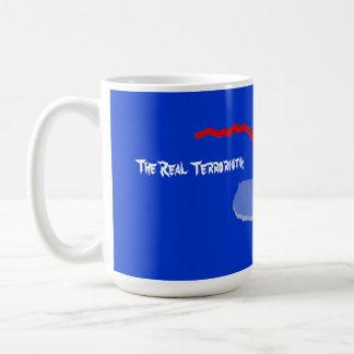 The Real Terrorists Coffee Mug