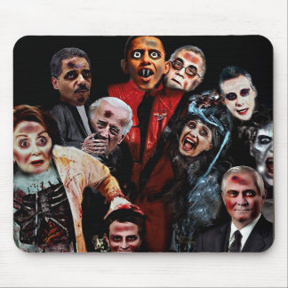 The Real Thriller Mouse Pad