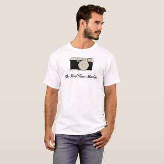 The Real Time Machine T-Shirt