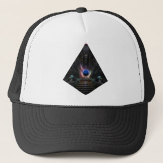 The Realm Of Osphilium ISO Trucker Hat