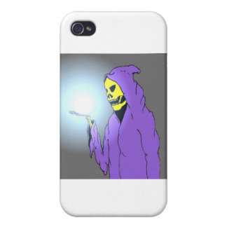 The Reaper and the Light Covers For iPhone 4