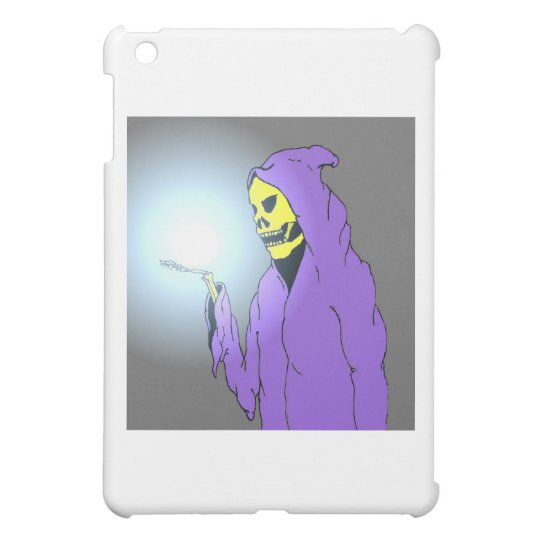 The Reaper and the light. iPad Mini Case