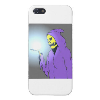 The Reaper and the Light iPhone SE/5/5s Cover