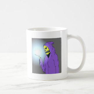 The Reaper and the Light Classic White Coffee Mug