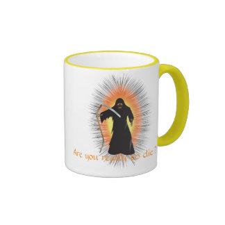The Reaper Ringer Coffee Mug
