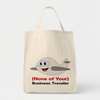 The Reason I am Traveling is None of Your Business Tote Bag