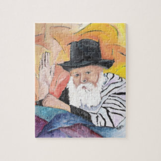 The Rebbe Jigsaw Puzzles