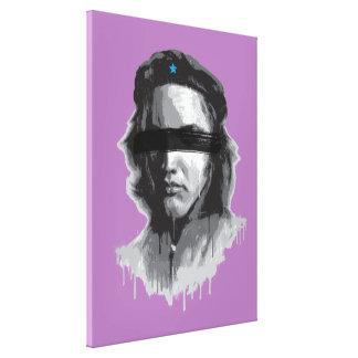 The Rebel Alliance – Chlvéz Canvas Print