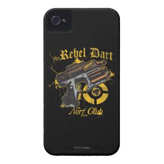 The Rebel Dart Nerf Club Case-Mate iPhone 4 Case