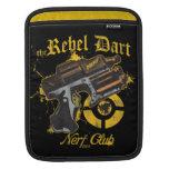 The Rebel Dart Nerf Club iPad Sleeve