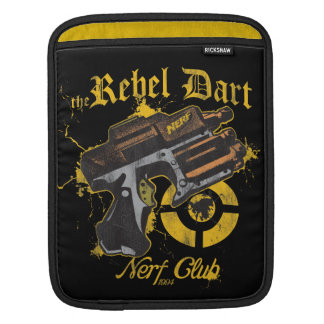 The Rebel Dart Nerf Club iPad Sleeve