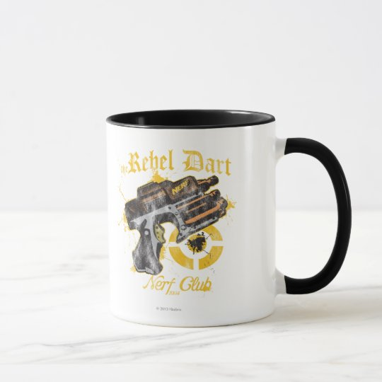 The Rebel Dart Nerf Club Mug