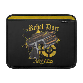 The Rebel Dart Nerf Club Sleeve For MacBook Air