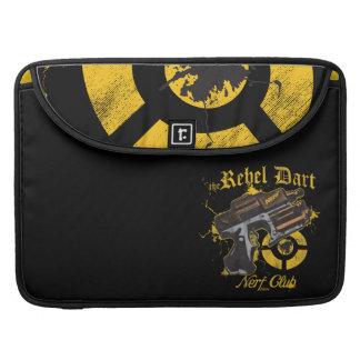 The Rebel Dart Nerf Club Sleeves For MacBooks