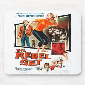 """""""The Rebel Set"""" Mousepad"""