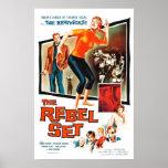 """The Rebel Set"" Poster"