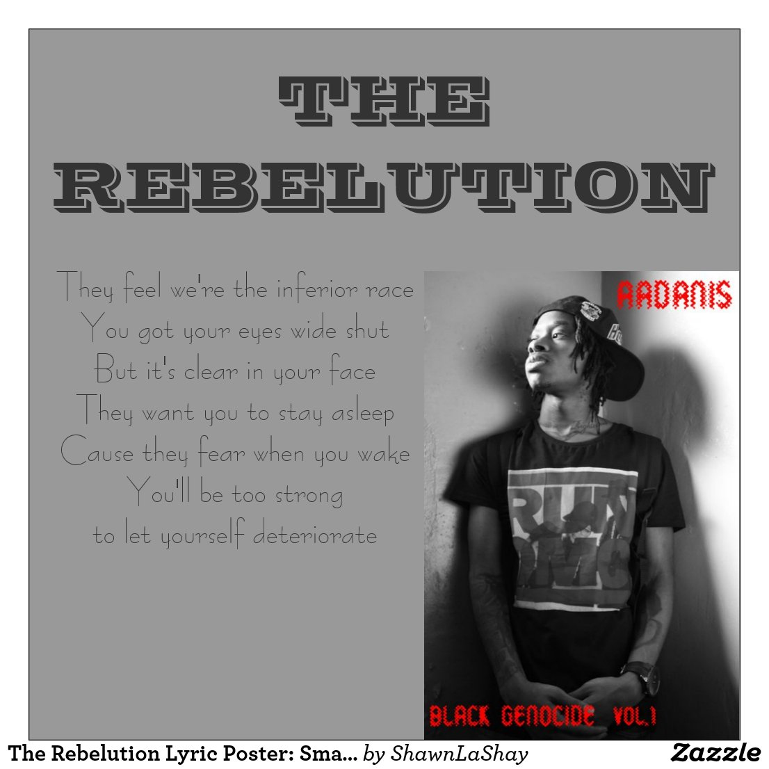 The Rebelution Lyric Poster  Rebelution Quotes