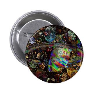 The Rebirth of Venus 2859a Pinback Button