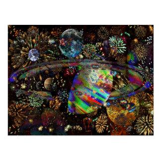 The Rebirth of Venus 2859a Postcard