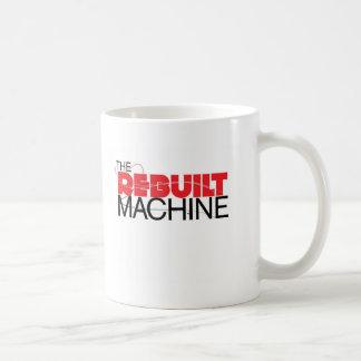 The Rebuilt Machine - Brock S. Design Coffee Mug
