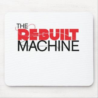 The Rebuilt Machine - Brock S. Design Mouse Pad