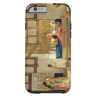 The Reception, 1873 (oil on panel) iPhone 6 Case