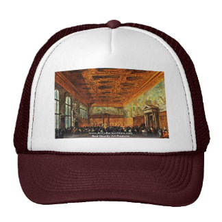The Reception Of The Envoys Trucker Hat