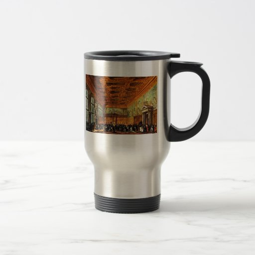 The Reception Of The Envoys 15 Oz Stainless Steel Travel Mug
