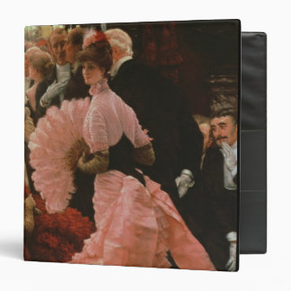 The Reception or, L'Ambitieuse (Political Woman) c Binder