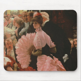 The Reception or, L'Ambitieuse (Political Woman) c Mouse Pad
