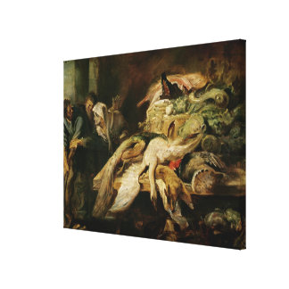 The Recognition of Philopoemen, c.1609 Canvas Print
