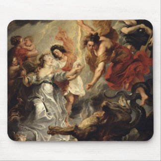 The Reconciliation of Marie de Medici and her Mouse Pad