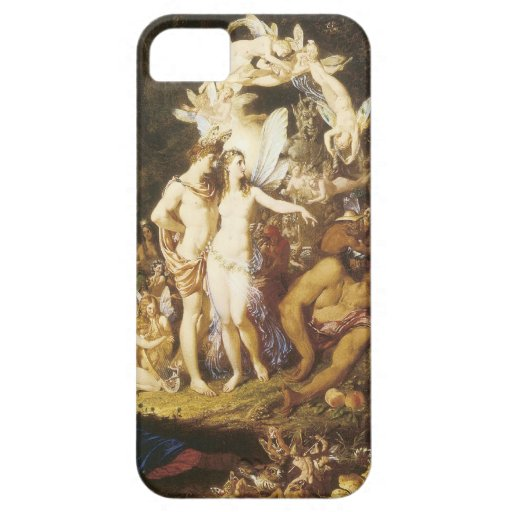 The Reconciliation Of Oberon And Titania,1847 iPhone 5 Cover