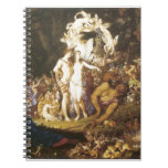 The Reconciliation Of Oberon And Titania,1847 Notebooks