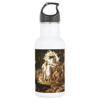 The Reconciliation Of Oberon And Titania,1847 18oz Water Bottle