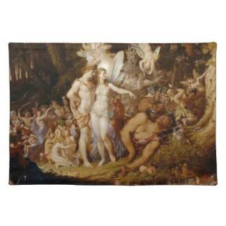 The Reconciliation of Oberon and Titania Placemat