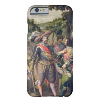 The Reconquest of St. Kitts, 1629 Barely There iPhone 6 Case