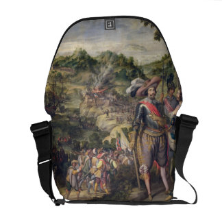 The Reconquest of St. Kitts, 1629 Courier Bag