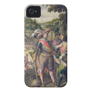 The Reconquest of St. Kitts, 1629 iPhone 4 Cover