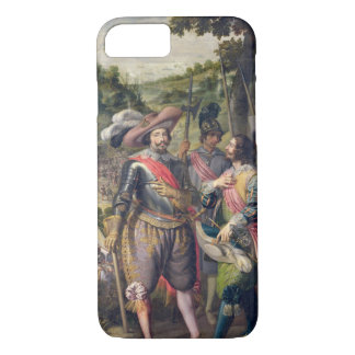 The Reconquest of St. Kitts, 1629 iPhone 8/7 Case