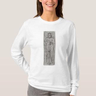 The Recumbant Eleanor of Aquitaine T-Shirt