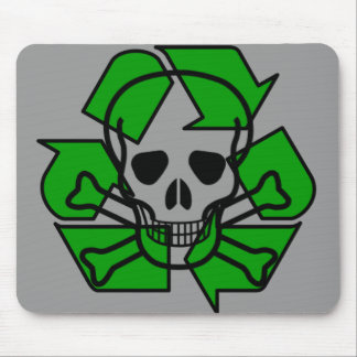 The Recyclinator Mouse Pad