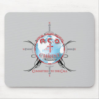 The-Red-4-Christ-Logo-Master Mouse Pad