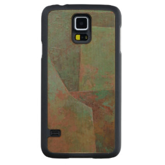The Red and The Green Carved Maple Galaxy S5 Case