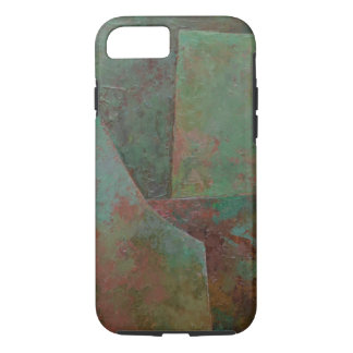 The Red and The Green iPhone 7 Case