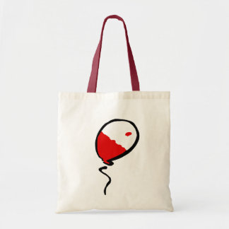 The Red Balloon Tote Bag