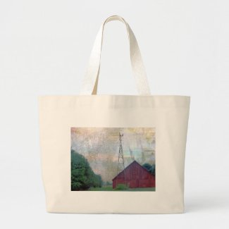 The Red Barn bag