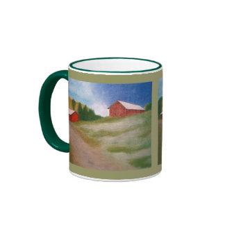 The Red Barns Coffee Mug