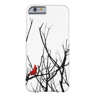 The Red Bird by Leslie Peppers Barely There iPhone 6 Case